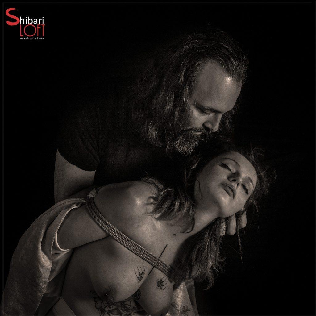 Shibari e Foto Febbraio 2019 - Sarah ed Enis