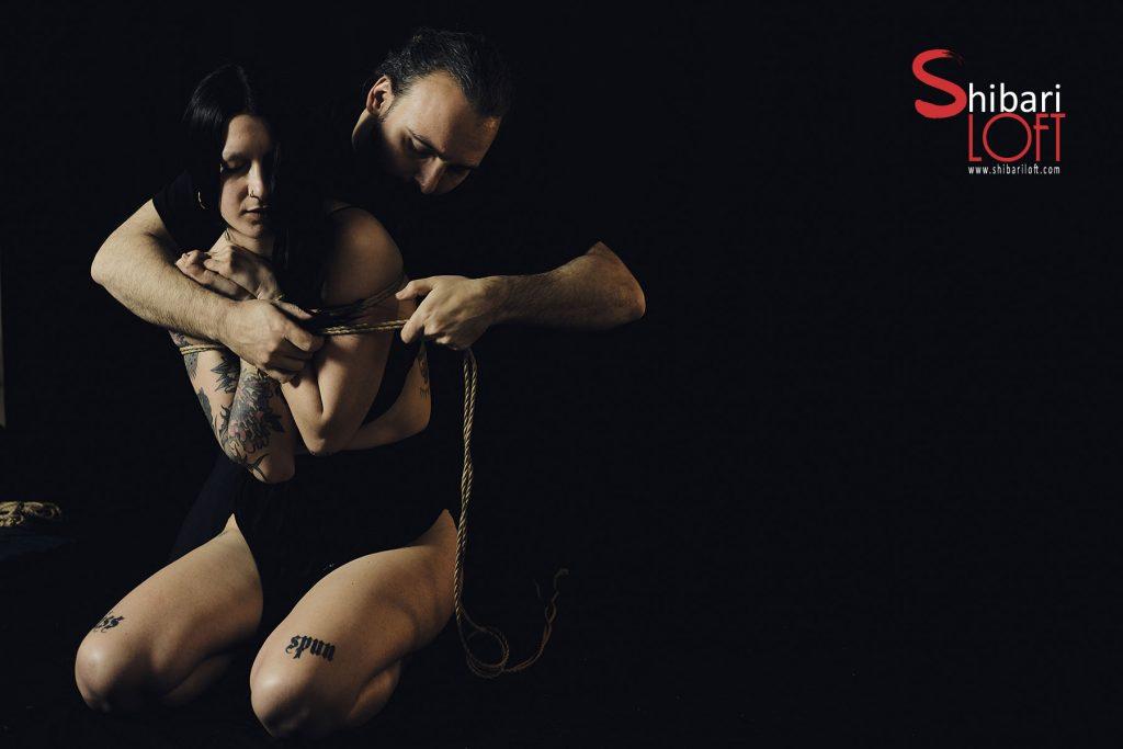 Shibari e Foto Aprile 2019 - Giorgia ed Enis